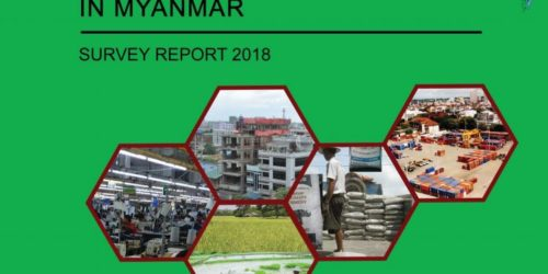 COST OF DOING BUSINESS IN MYANMAR – SURVEY REPORT 2018
